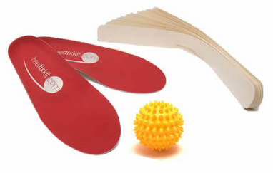 Heel Fix Kit - a complete treatment for plantar fasciitis